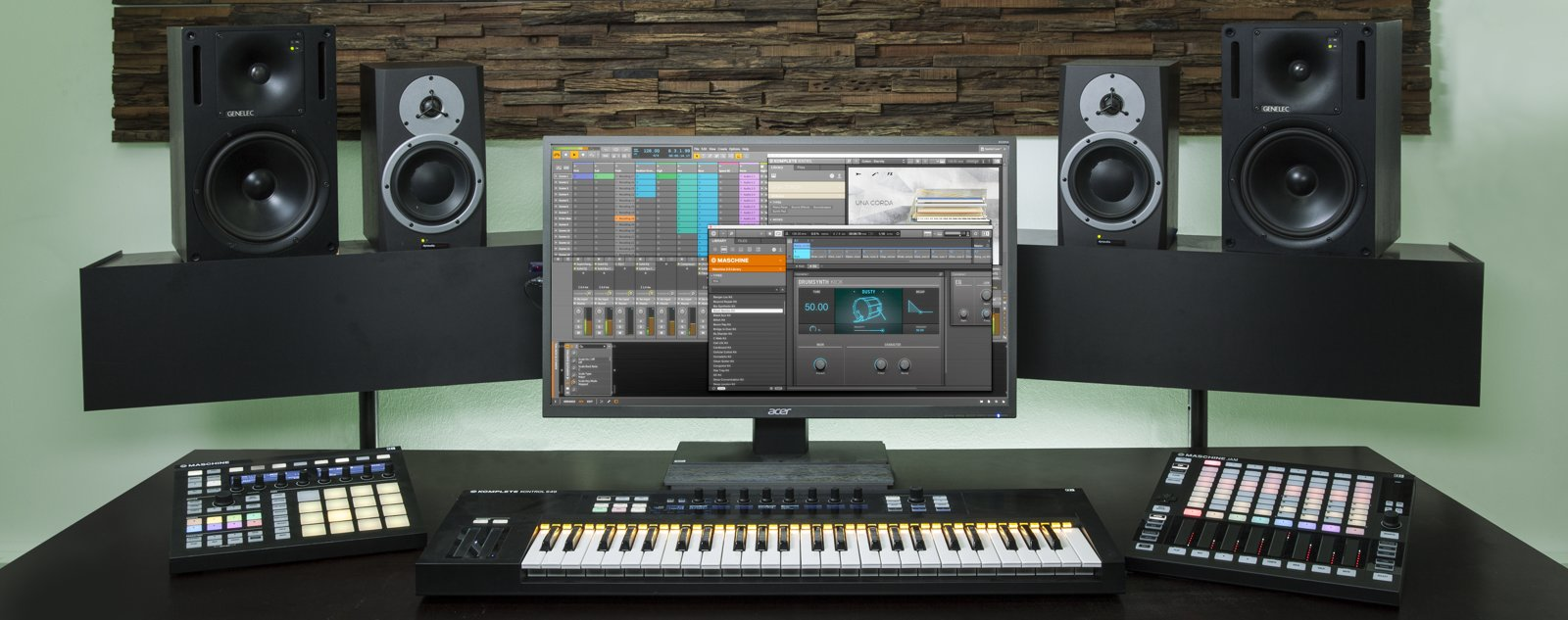 Maschine JAM - any users? (Topic in the \'Bitwig\' forum)   KVR Audio ...