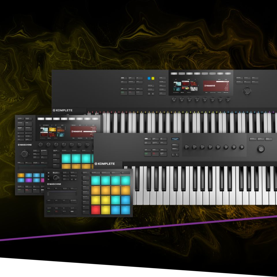 Komplete 12 Parallel Electrical Wiring Multiple Outlets Free Download Your Ni Hardware By The Plug In Developers Themselves So Getting Hands On With All Instruments And Effects Is As Simple Connecting A
