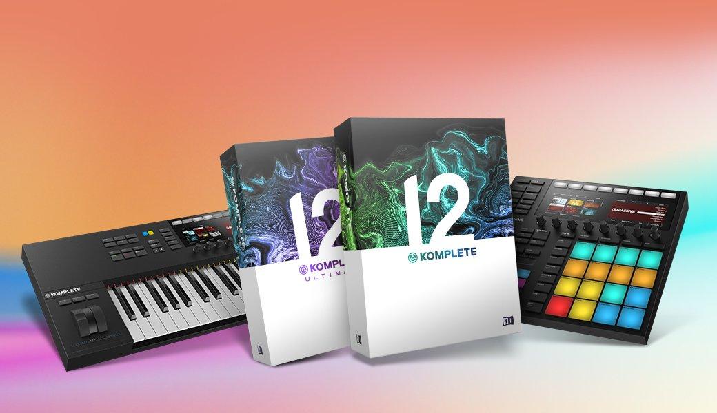 native instruments summer of sound hardware software bundles sale