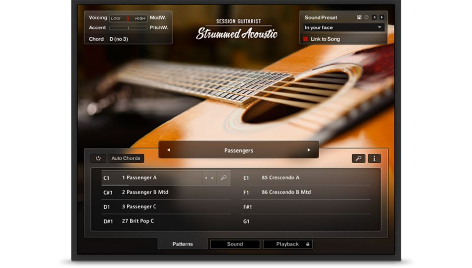 Komplete Guitar Session Guitarist Strummed Acoustic Products