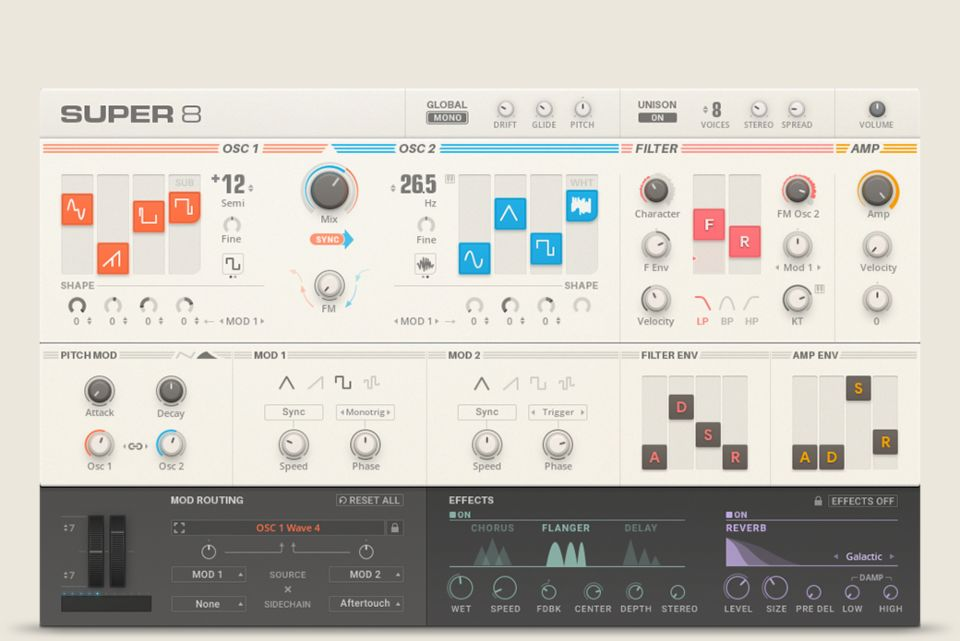 Image result for native instruments super 8
