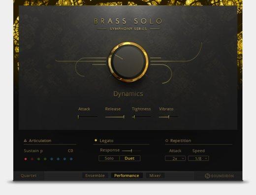 Native Instruments SYMPHONY SERIES BRASS SOLO