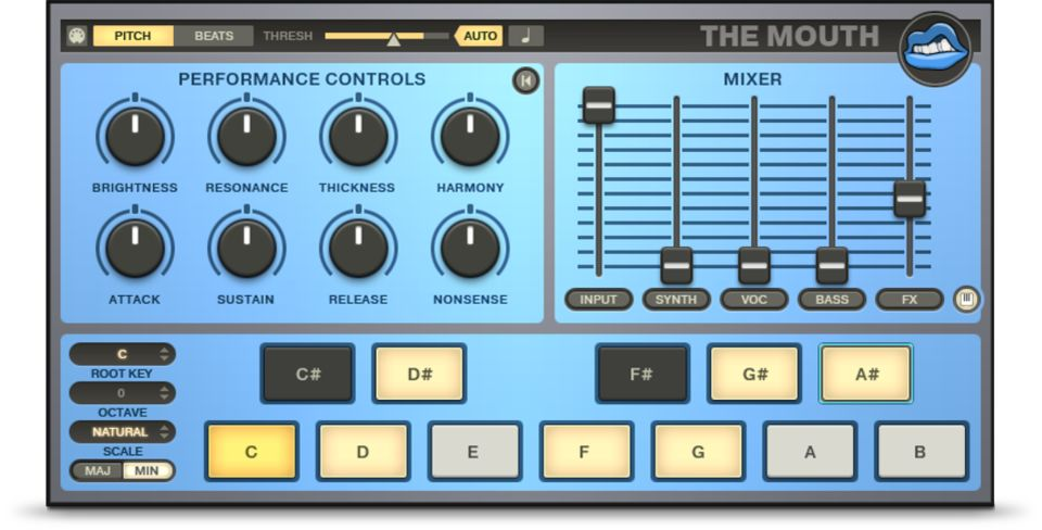 Komplete : Effects : The Mouth | Products