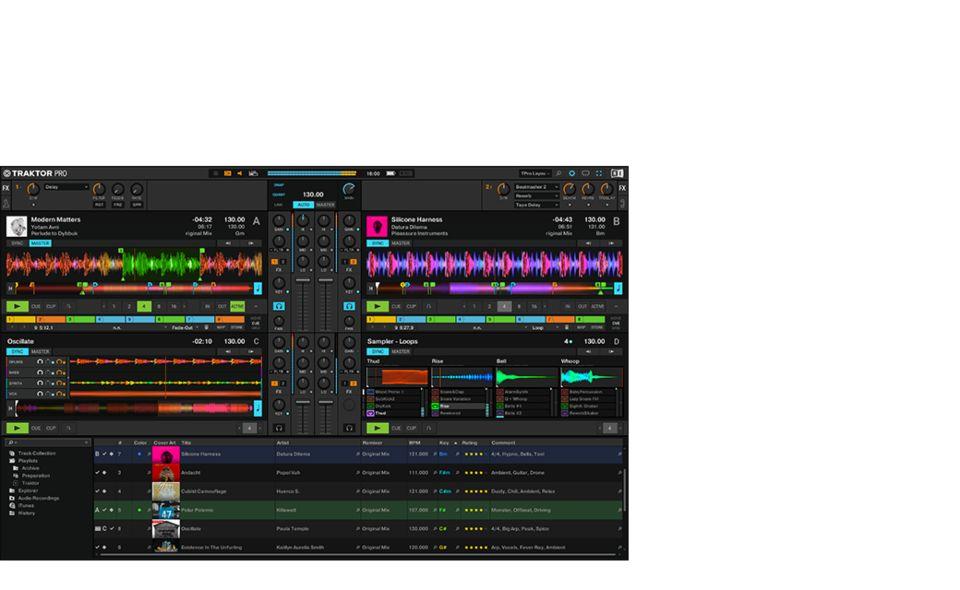 Dj techtools djtt kontrol s4 mk2 custom mapping.