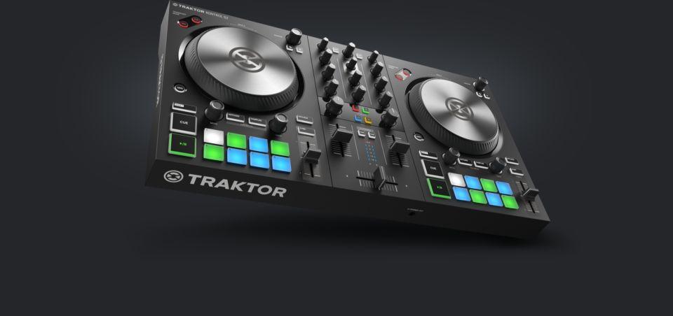 Traktor : DJ Controllers : Traktor Kontrol S2 | Products