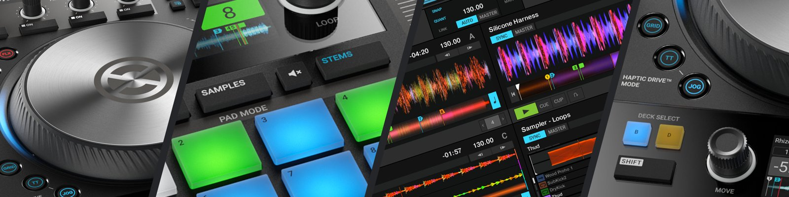 ATTTENTION!! NEW TRAKTOR CONTROLLER!! KONTROL S4 MK3 : DJs