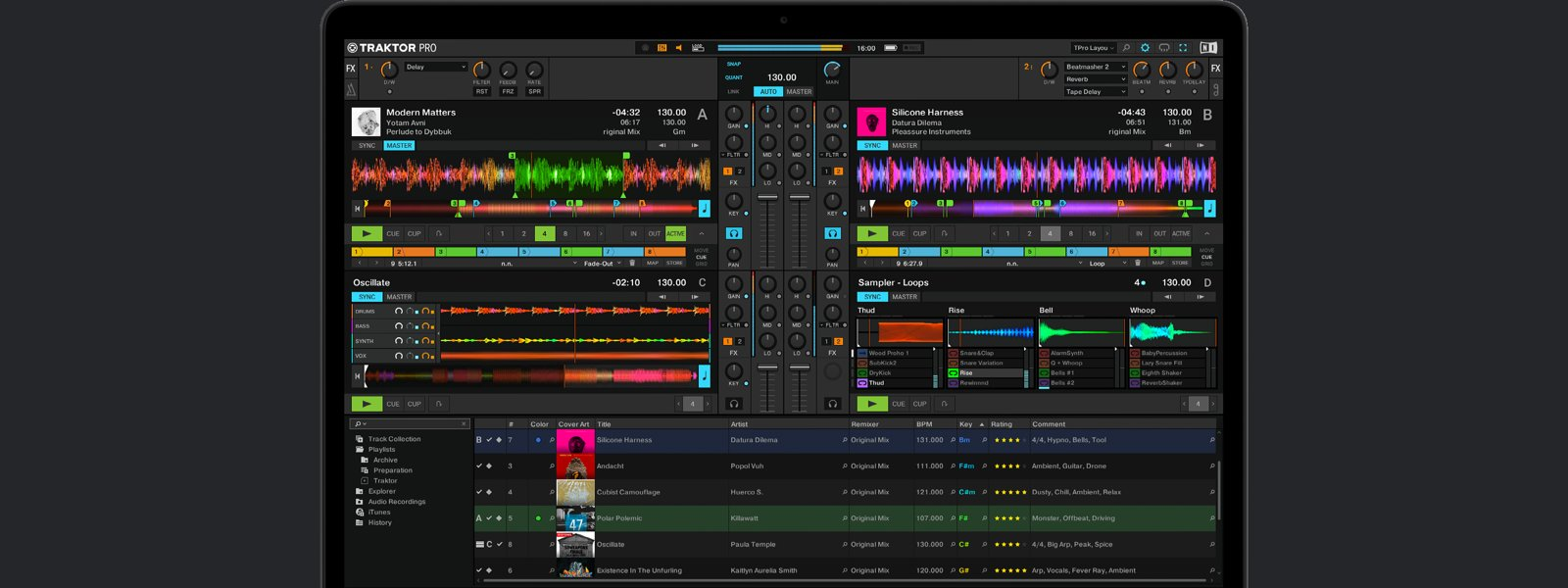 Traktor Pro Crack Mac Latest!