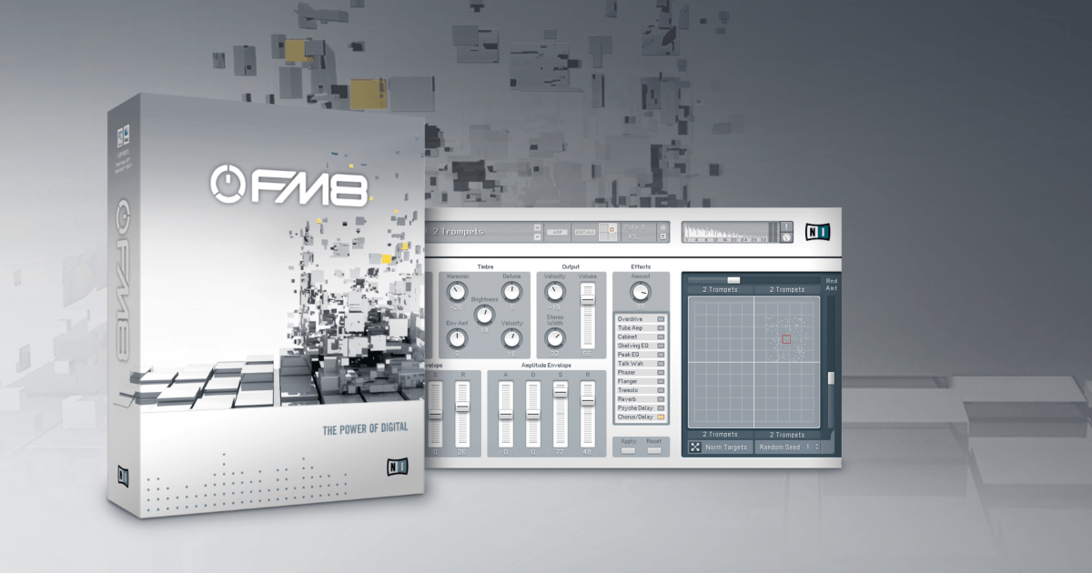 Komplete Synths Fm8 Products