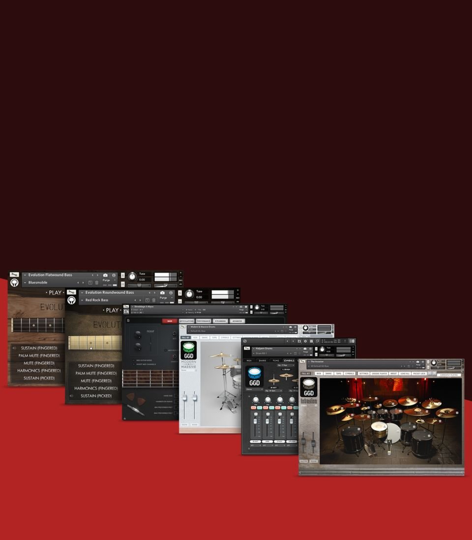 022526ddbb5d4c Native Instruments - Software And Hardware For Music Production And Djing