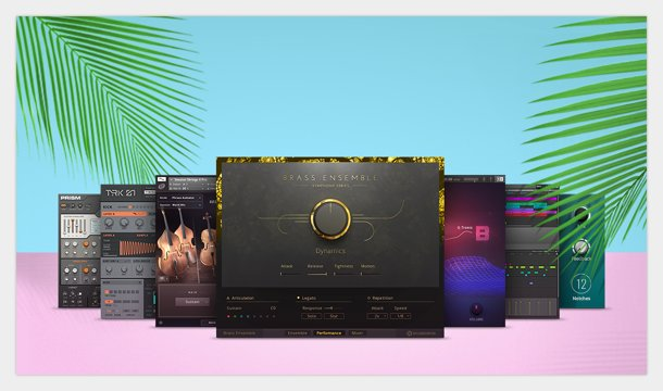 native instruments summer of sound sale software virtual instruments upgrades