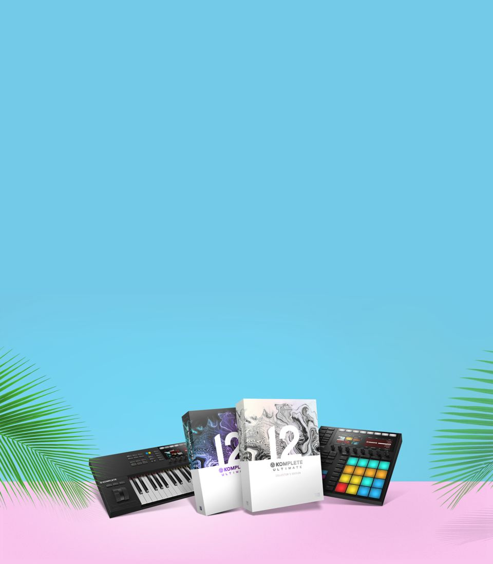3460321e5923a Native Instruments - Software And Hardware For Music Production And Djing