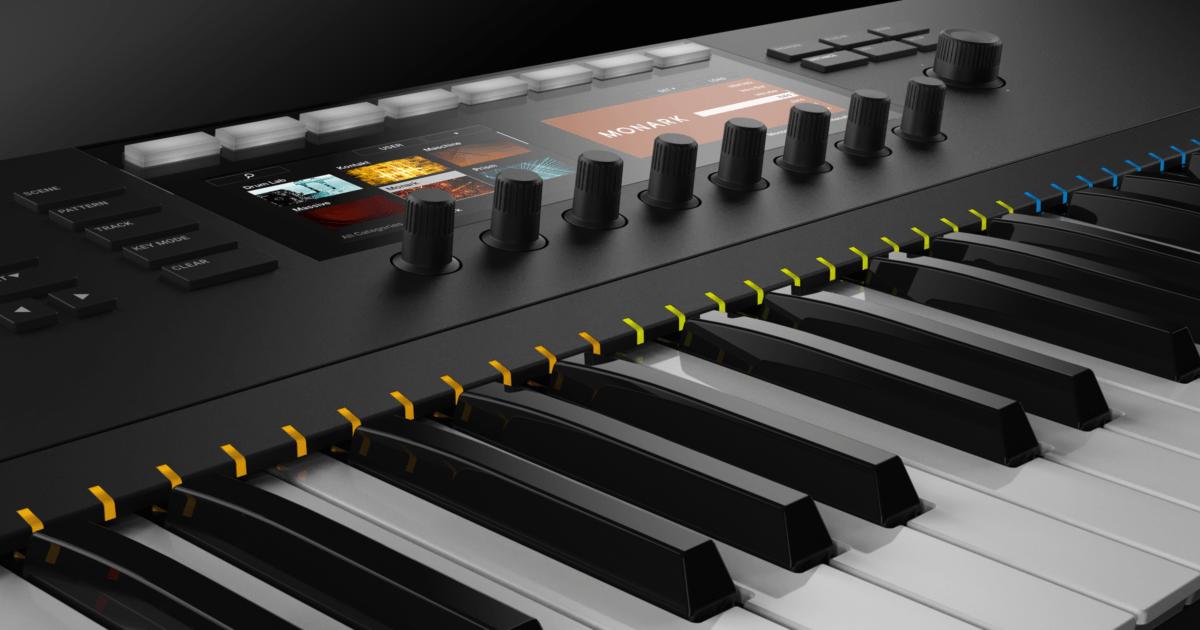 Keyboards : Komplete Kontrol S49 / S61 | Komplete