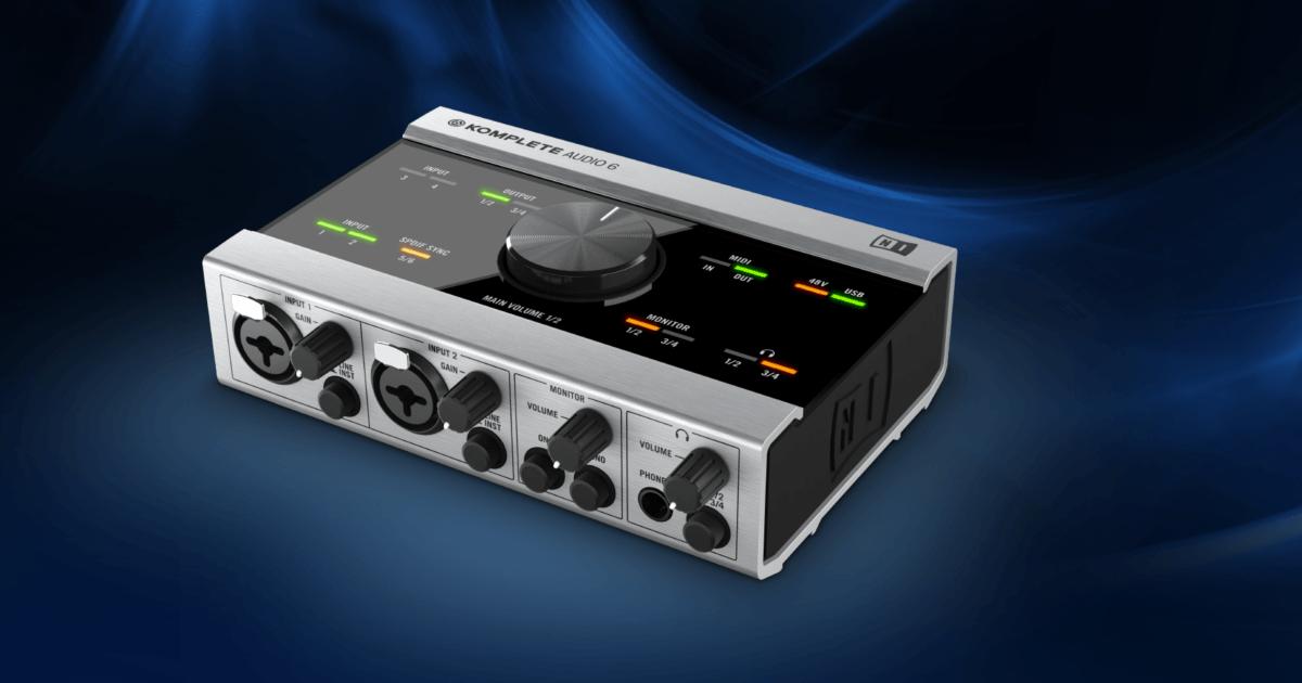 audio instruments: