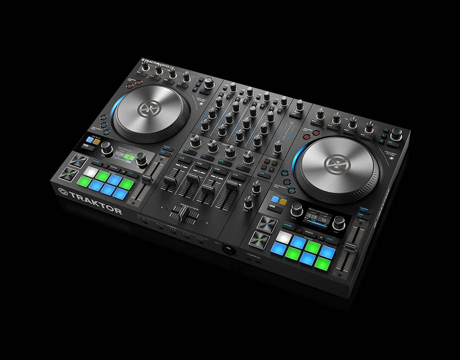 Traktor : DJ Controllers | Products