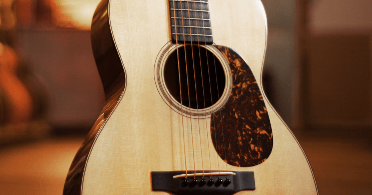 SESSION GUITARIST PICKED ACOUSTIC