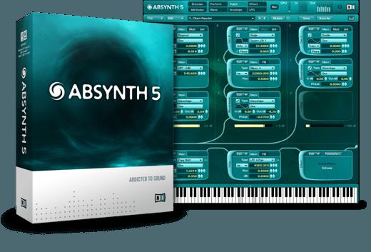 Absynth 5 Crack скачать - фото 3