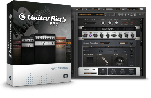 Windows 7 GUITAR RIG 5 PRO 5.2.2 full