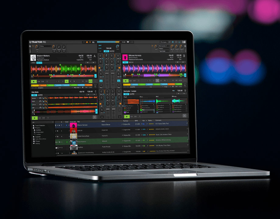 Traktor : DJ Software : Traktor Pro 3 : Demo And Downloads