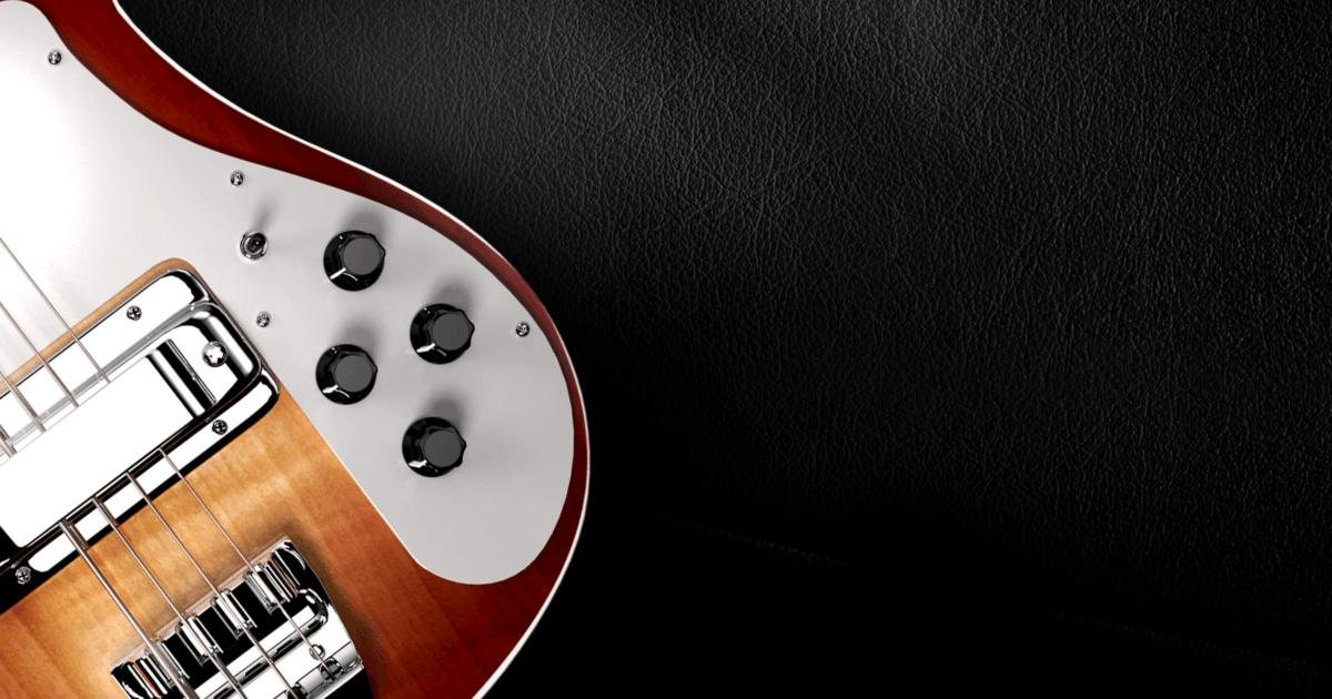 kontakt rickenbacker bass