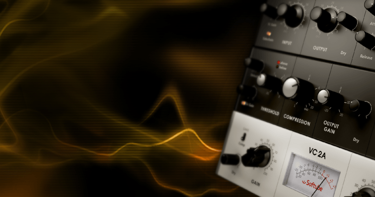 Komplete : Effects : Vintage Compressors | Products