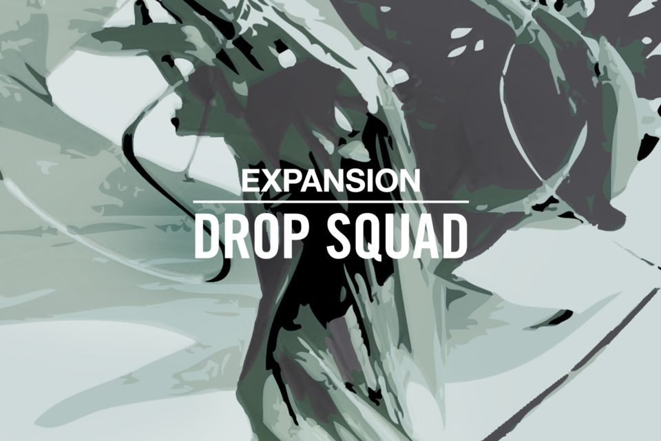 Komplete : Expansions : Drop Squad | Products