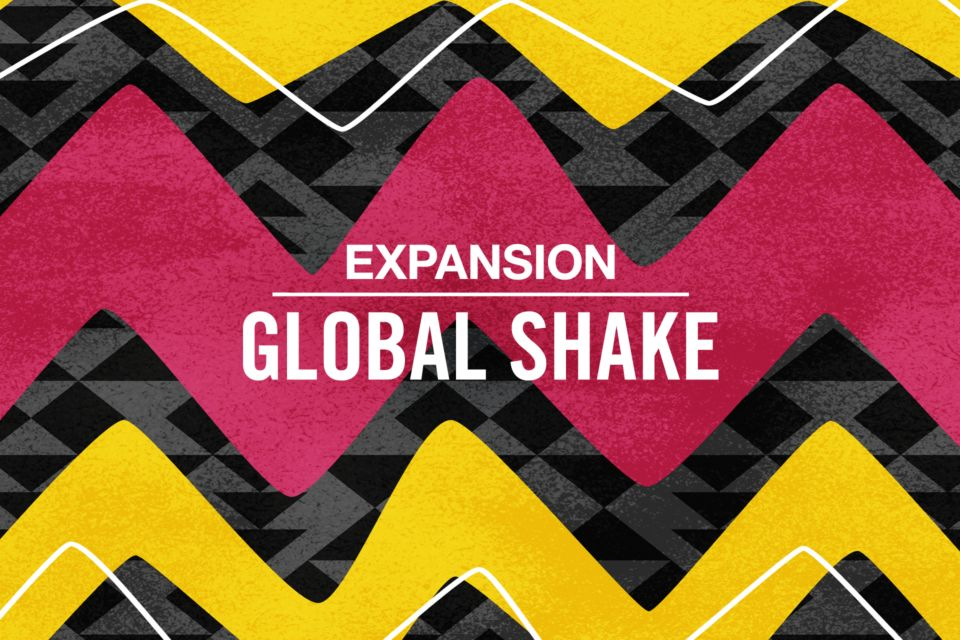 Komplete : Expansions : Global Shake | Products