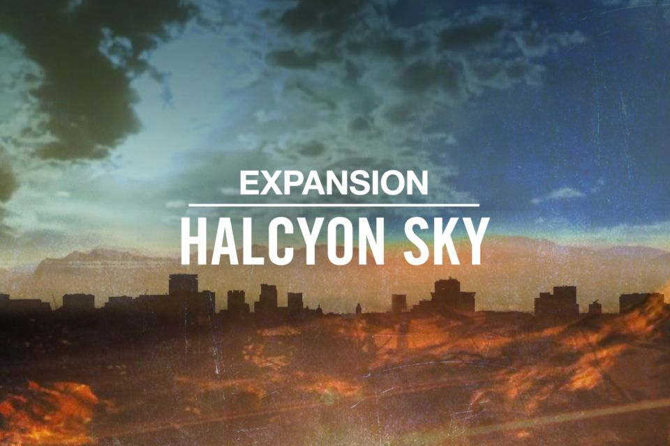 Komplete : Expansions : Halcyon Sky   Products