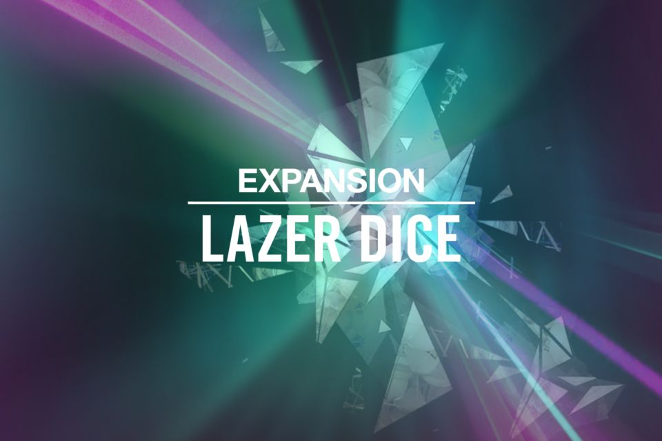 Komplete : Expansions : Lazer Dice | Products