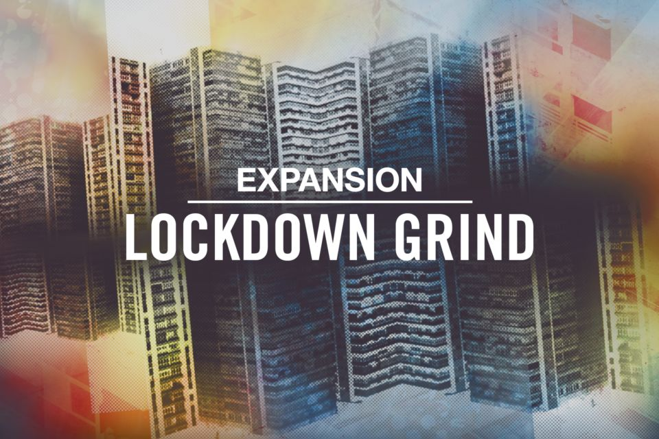 Komplete : Expansions : Lockdown Grind | Products