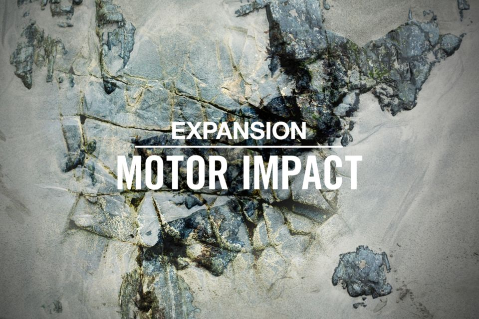 Komplete : Expansions : Motor Impact | Products