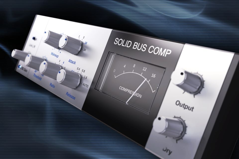 Komplete : Effects : Solid Bus Comp | Products