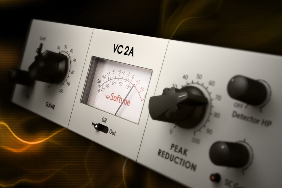 Komplete : Effects : Vc 2A | Products