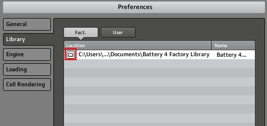 ni battery 4 library mac