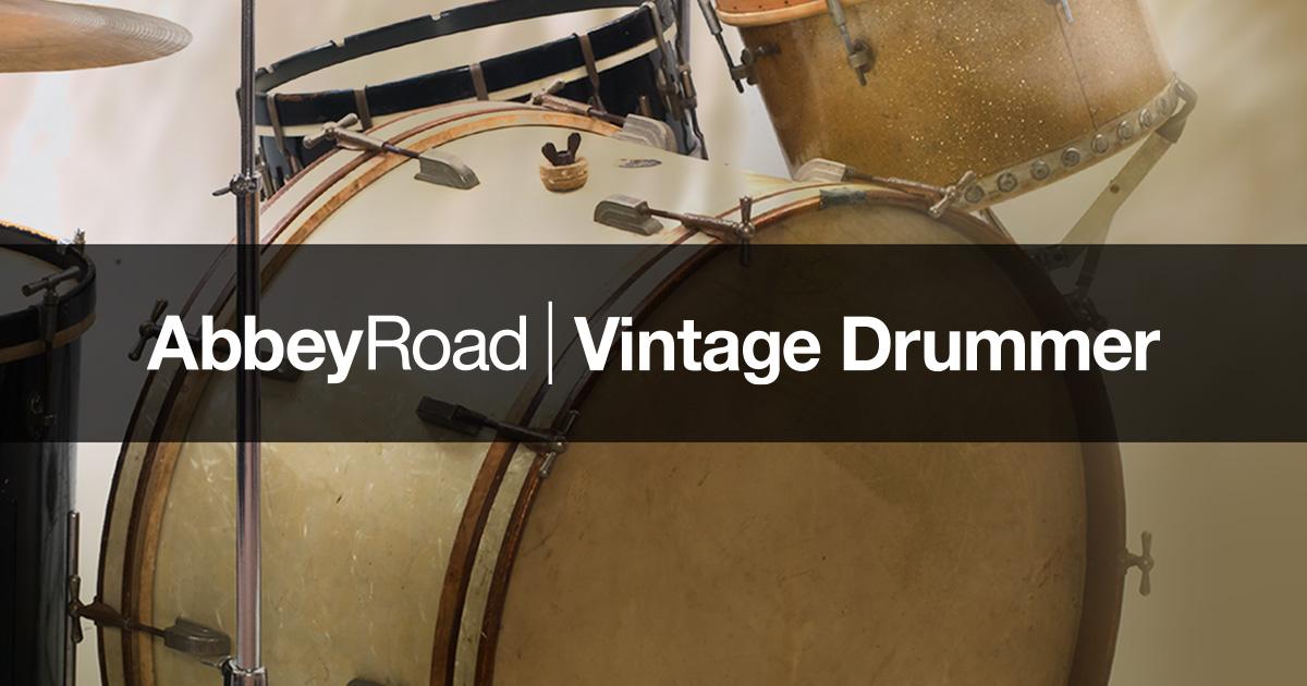 Komplete : Drums : Abbey Road Vintage Drummer | Products