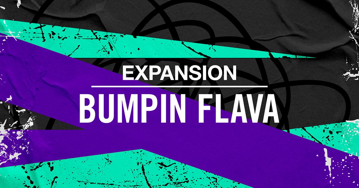 Expansions : Bumpin Flava | Komplete