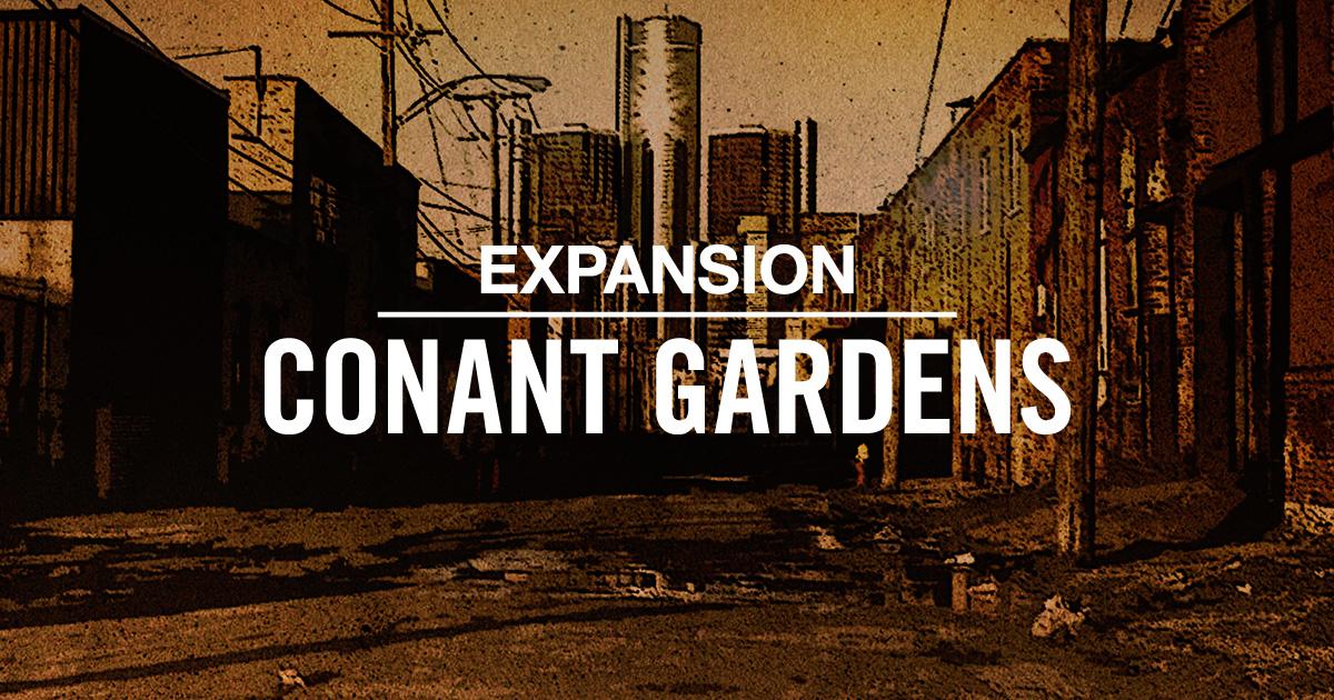 conant gardens maschine serial 14