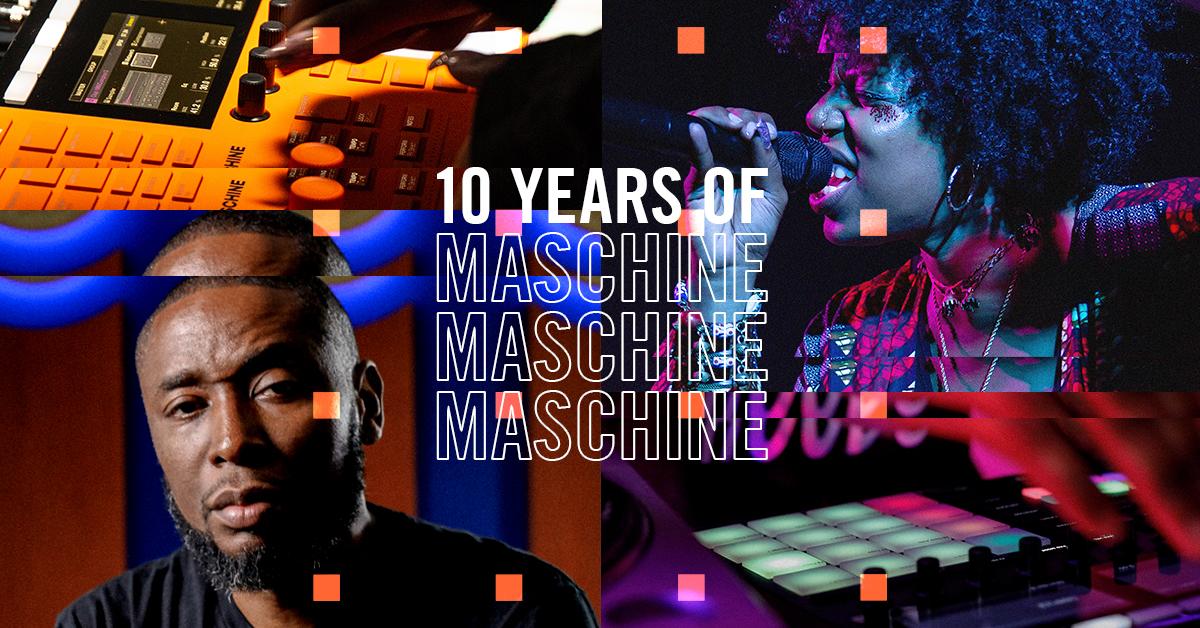 10 Years Of Maschine