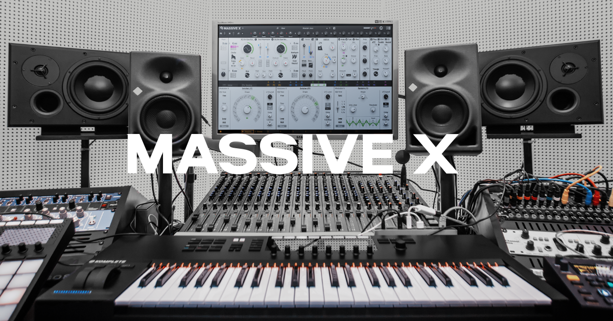 Komplete : Synths : Massive X | Products