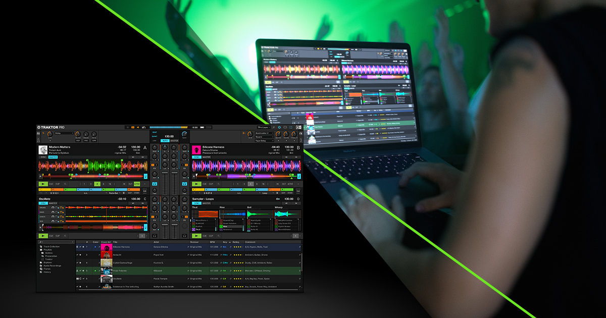 Traktor : DJ Software : Traktor Pro 3 | Products