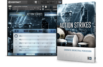Komplete Orchestral Amp Cinematic Action Strikes Products