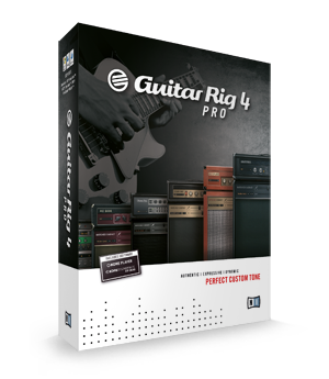 Native Instruments Guitar Rig 4 Pro VST RTAS v4.0.8 [AiR] UPDATE ONLY (2010) ENG PC