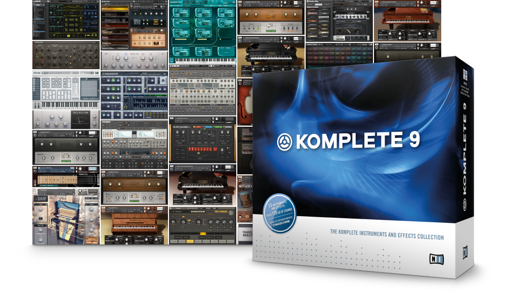Komplete Bundles Komplete 10 Products