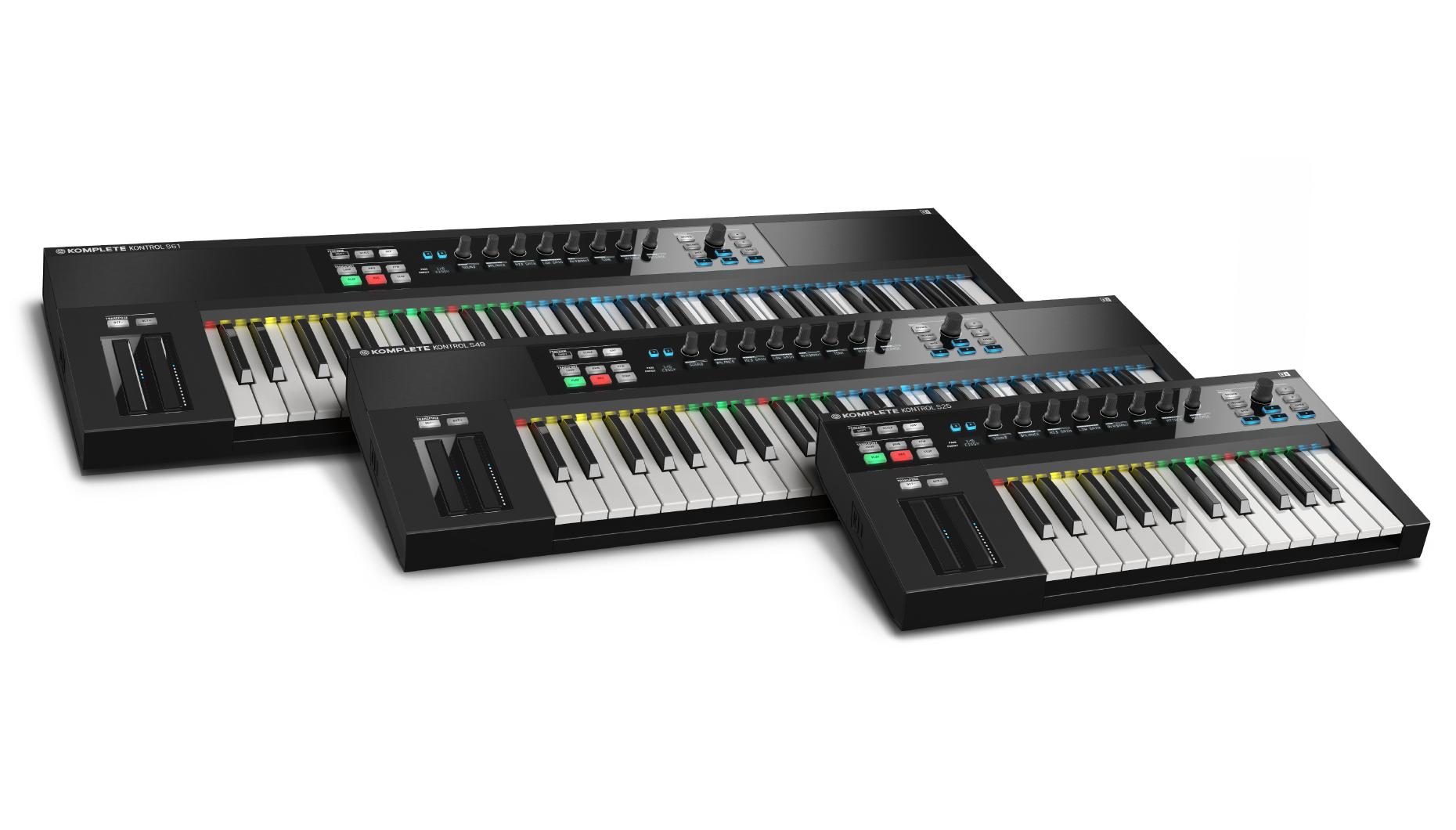 komplete keyboards komplete kontrol s series products. Black Bedroom Furniture Sets. Home Design Ideas