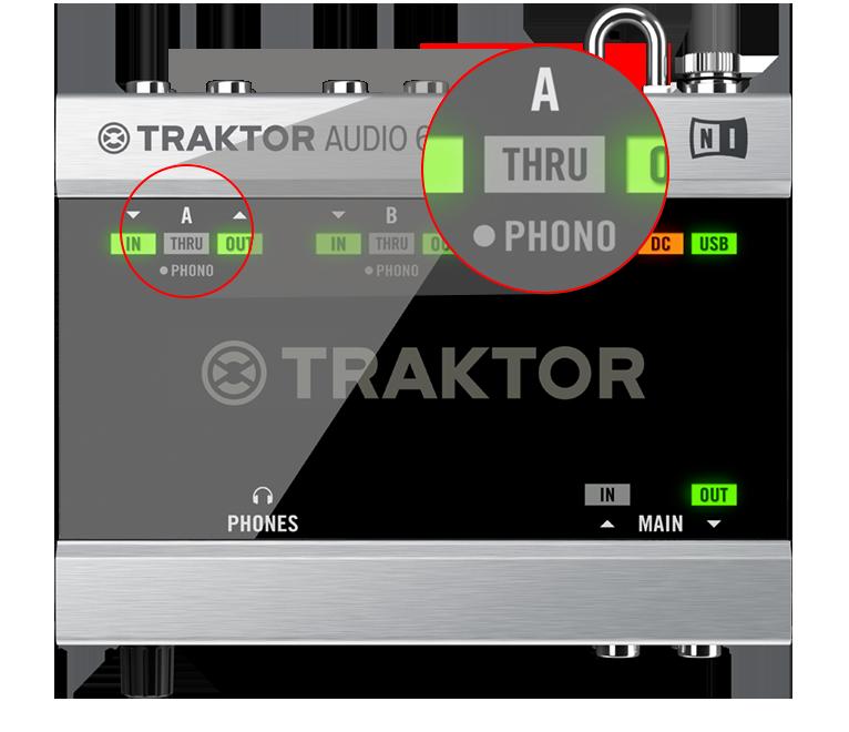 Alat DJ | DJ Sound card | Native Instruments Traktor Audio 6