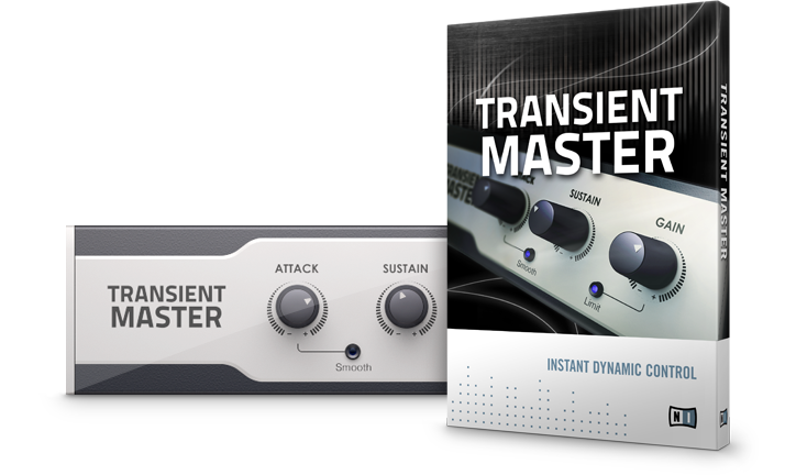 Komplete Effects Transient Master Products
