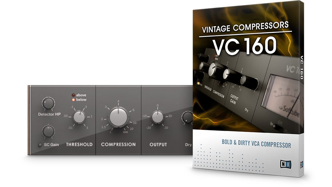 Komplete Effects Vc 160 Products