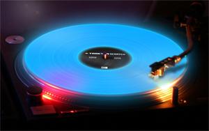Traktor By Fdrk Limited Edition Fluorescent Control Vinyl