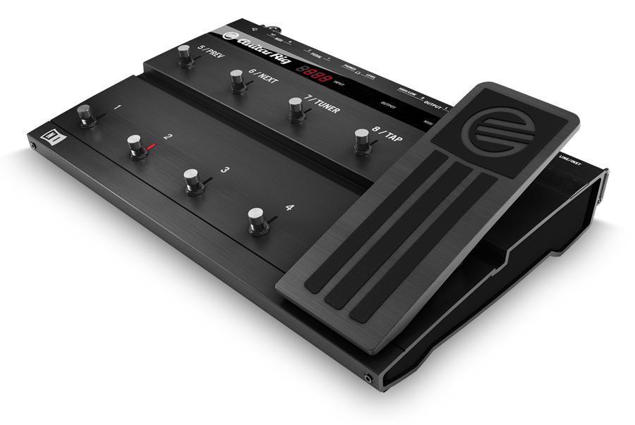 Guitar Rig 2.0.1 PC/MAC and Rig Kontrol 2 Driver MAC online